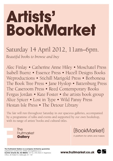 Fruitmarket Book Market